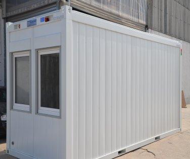Burocontainer Als Einzelcontainer Und Raumsysteme Mieten Priemer